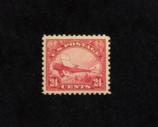 HS&C: US #C6 Stamp Mint VF/XF NH