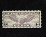 HS&C: US #C12 Stamp Mint Choice. VF/XF NH