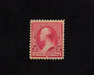 HS&C: US #220 Stamp Mint VF/XF NH