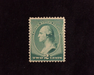 HS&C: US #213 Stamp Mint Deep rich color. VF NH