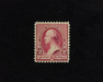HS&C: US #219D Stamp Mint 4-15 P.S.E. Certificate stating never hinged with tiny gum disturbance at top right, which we feel is very insignificant. XF NH
