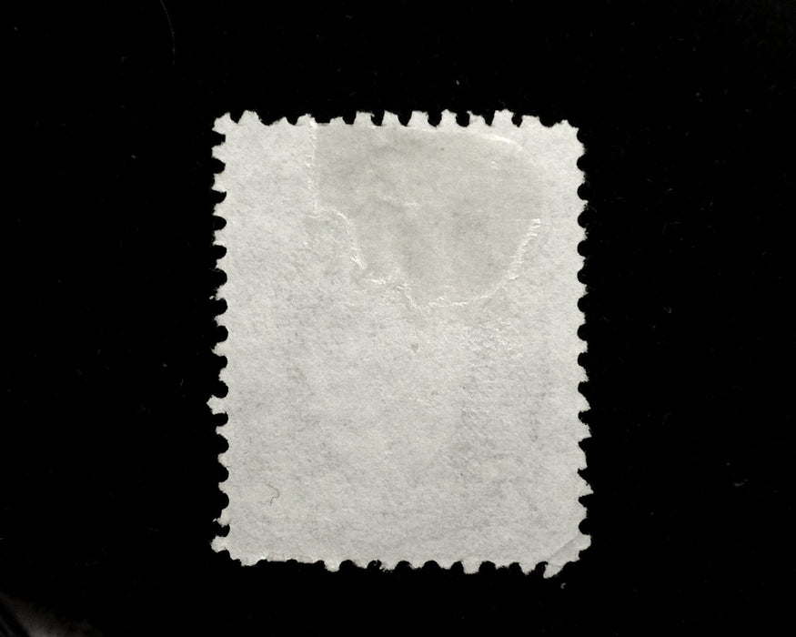 #64b Used Fresh stamp with corner crease. F