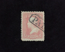 "HS&C: US #64 Stamp Used Rich color stamp with Black ""Paid"" cancel. F/VF"