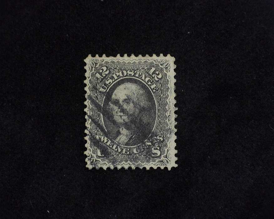 HS&C: US #69 Stamp Used Fresh used stamp. F/VF