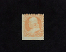 HS&C: US #71 Stamp Mint No gum. Two straight edges. AVG