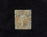 HS&C: US #67 Stamp Used Small thin. F
