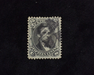HS&C: US #77 Stamp Used F/VF
