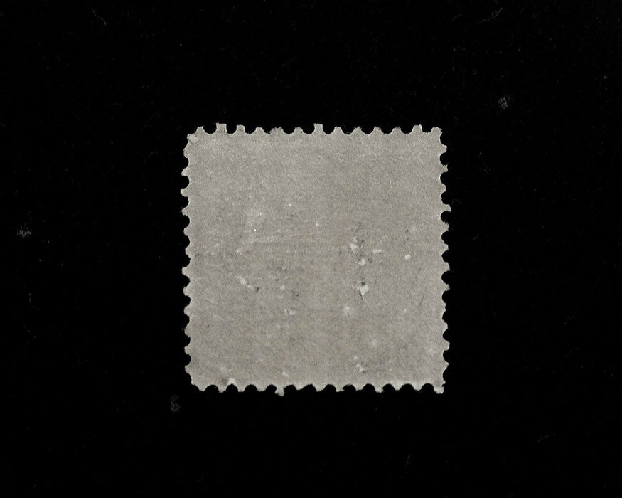 #113 Mint Nicely centered stamp with great color. Regummed. XF