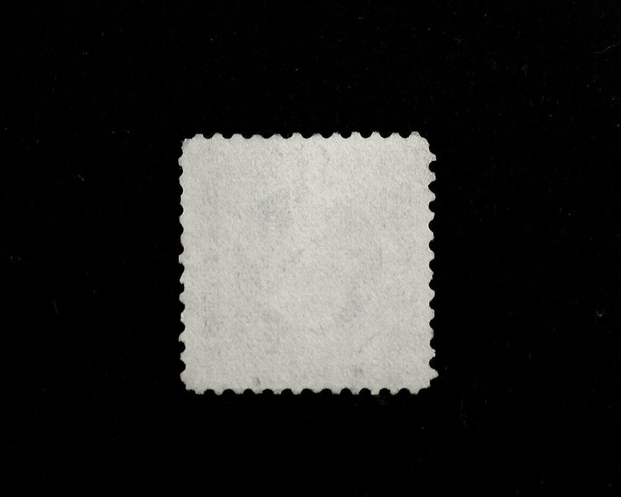 #115 Mint Unused. No gum. Corner crease and small repairs. F/VF