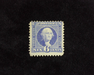 HS&C: US #115 Stamp Mint No gum and small thin. F