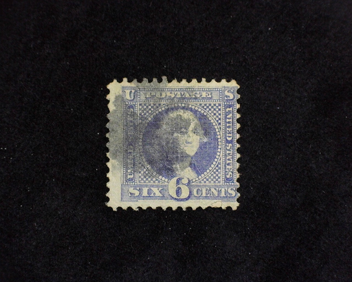 HS&C: US #115 Stamp Used AVG