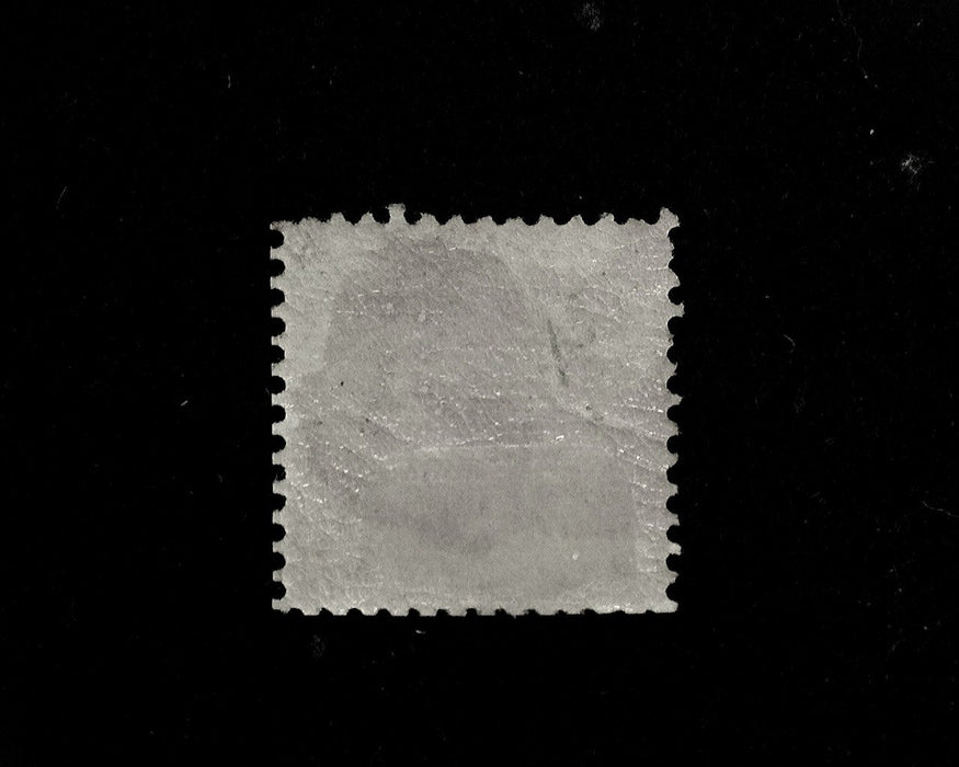 #117 Mint Regummed and reperforated. F
