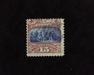 HS&C: US #119 Stamp Used Fresh stamp. F