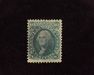 HS&C: US #89 Stamp Used Faint cancel. F