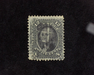 HS&C: US #97 Stamp Used Intense color. F