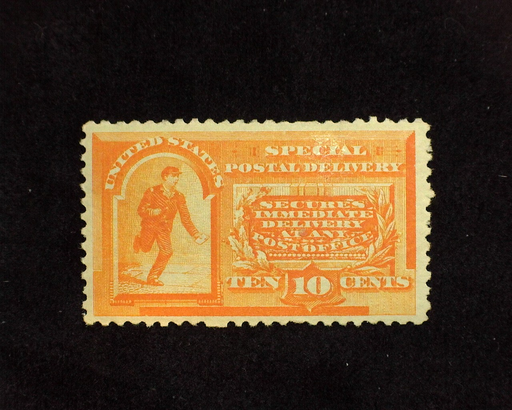 HS&C: US #E3 Stamp Mint F/VF H