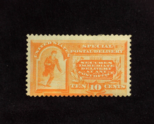HS&C: US #E3 Stamp Mint Disturbed gum. AVG H