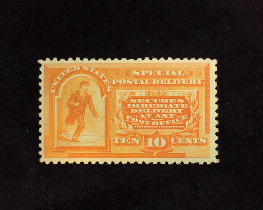 HS&C: US #E3 Stamp Mint Fresh and bright. VF NH