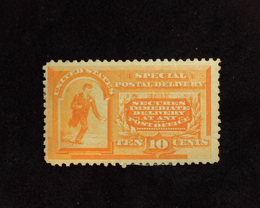 HS&C: US #E3 Stamp Mint Fresh color. F/VF LH