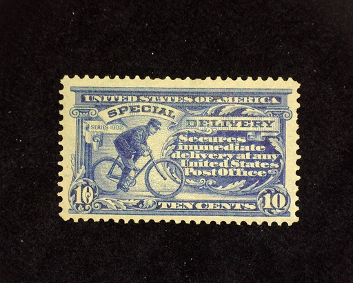 HS&C: US #E6 Stamp Mint VF LH