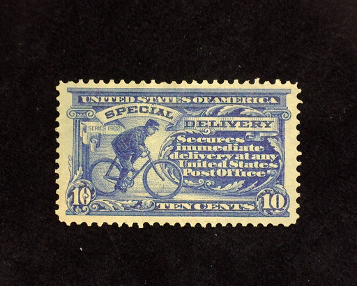 HS&C: US #E6 Stamp Mint VF/XF H