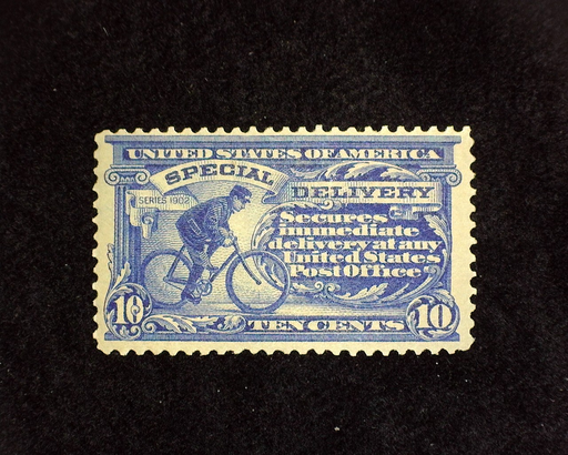 HS&C: US #E6 Stamp Mint F/VF NH