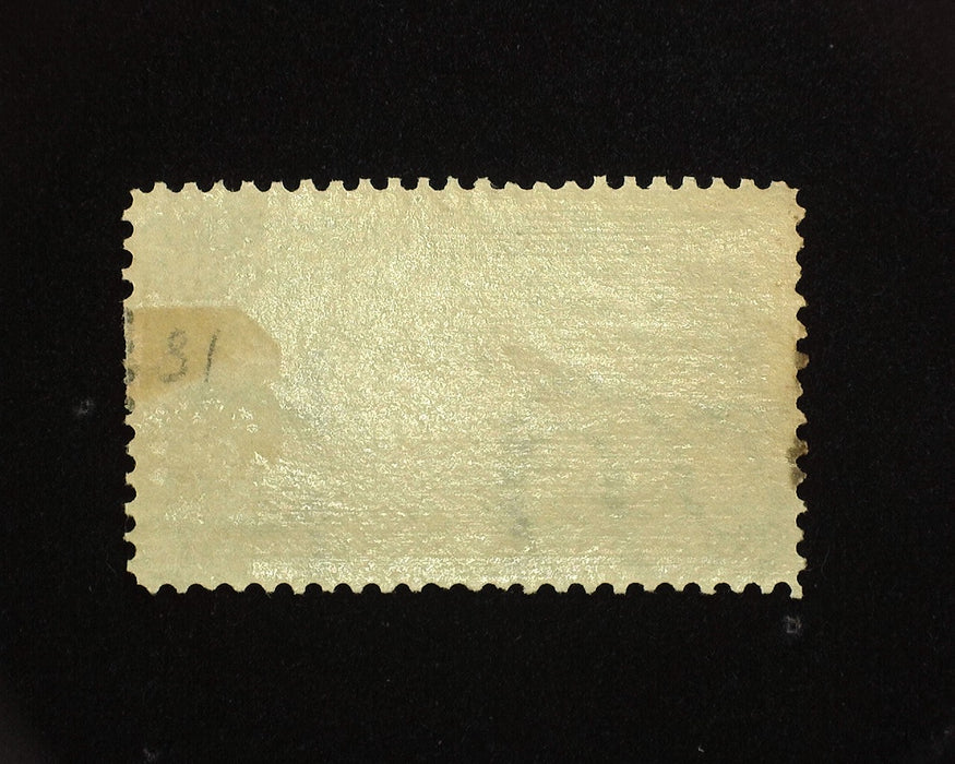 #E6 Mint Perf stains. F/VF H