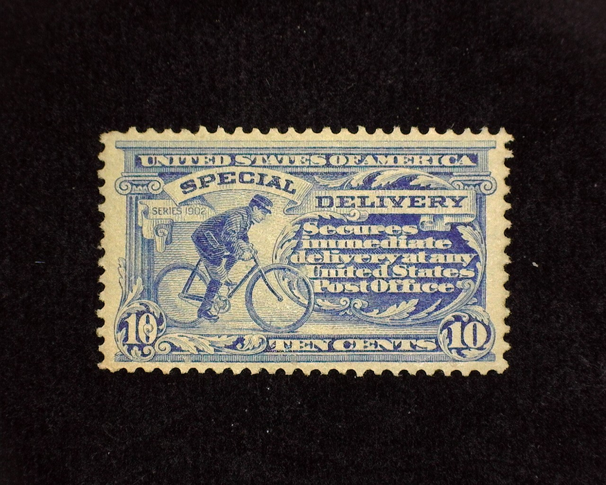 HS&C: US #E6 Stamp Mint XF NH