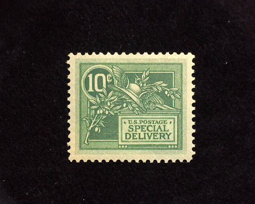 HS&C: US #E7 Stamp Mint Fresh. VF/XF LH