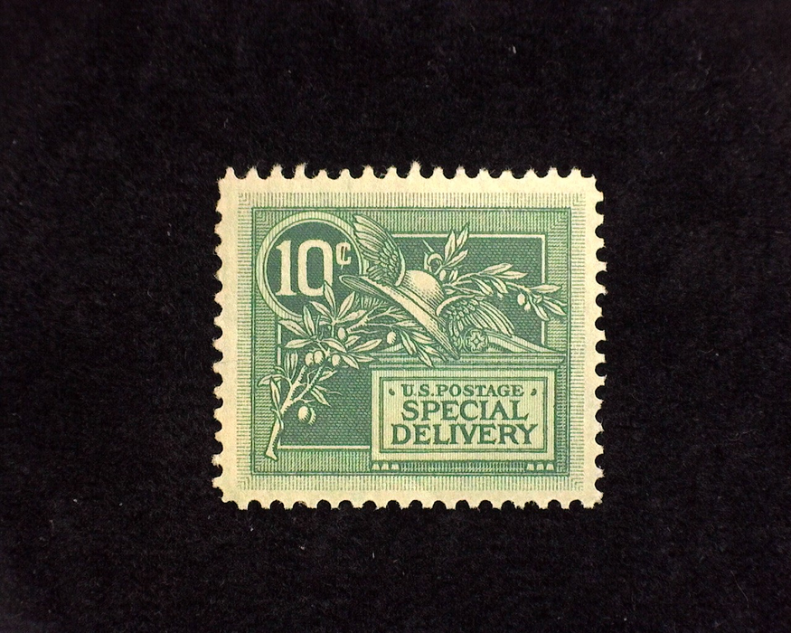 HS&C: US #E7 Stamp Mint VF/XF LH