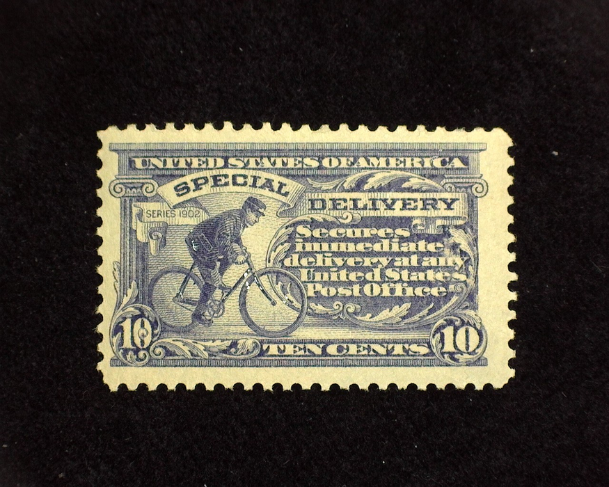 HS&C: US #E11 Stamp Mint VF LH