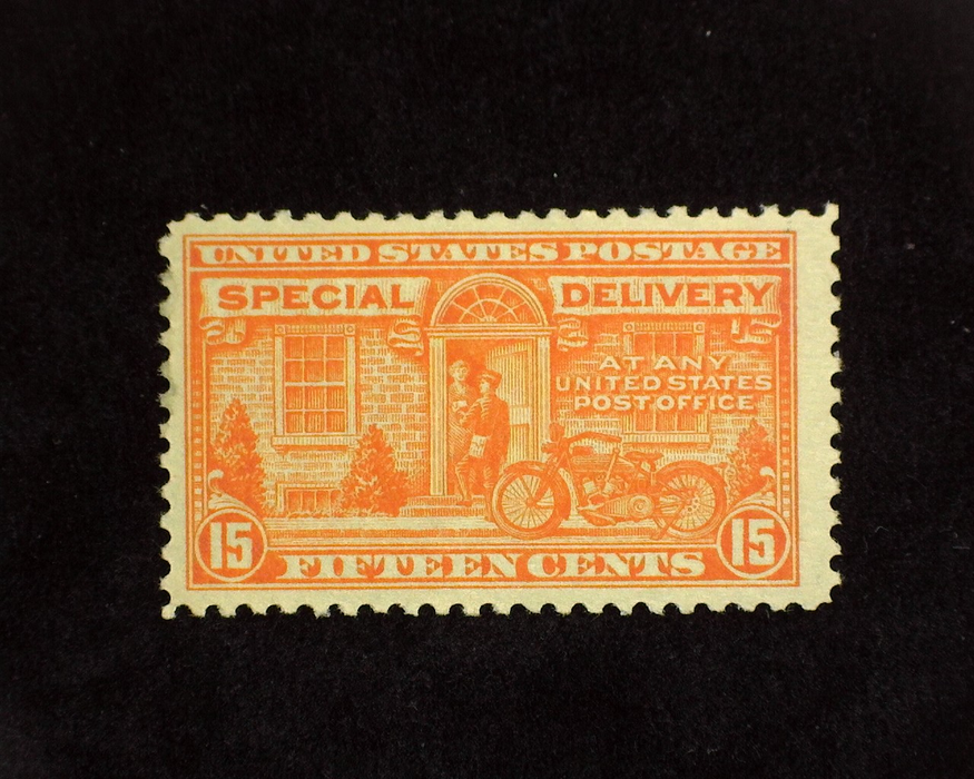 HS&C: US #E13 Stamp Mint VF LH