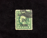 HS&C: US #K1 Stamp Used XF