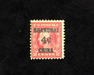 HS&C: US #K2 Stamp Mint F H