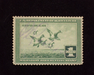 HS&C: US #RW4 Stamp Used Creasing. F/VF