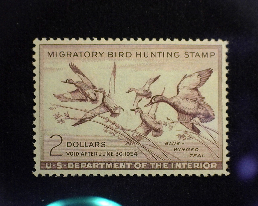 HS&C: US #RW20 Stamp Mint XF/S NH