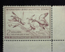 HS&C: US #RW20 Stamp Mint Choice corner margin stamp. VF/XF NH