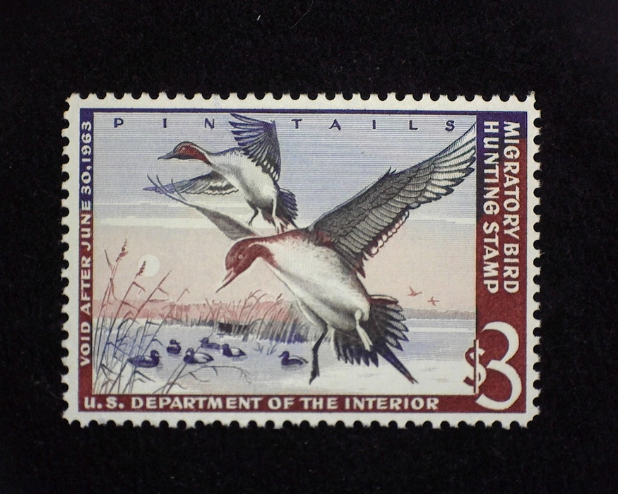 HS&C: US #RW29 Stamp Mint XF NH
