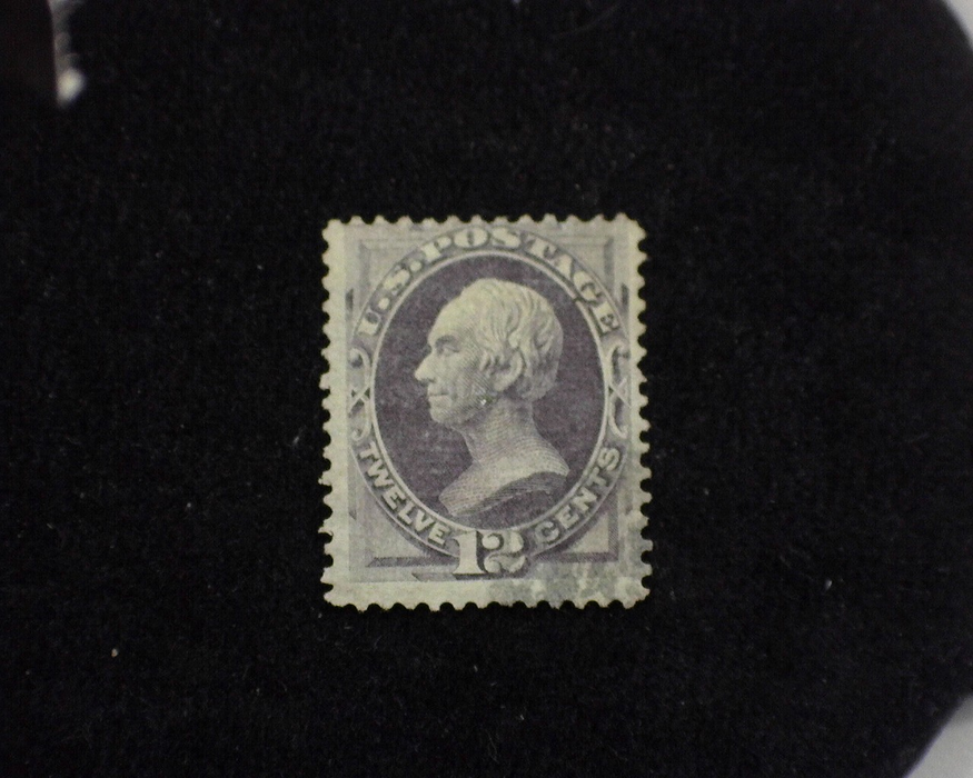HS&C: US #140 Stamp Used Faint cancel. F