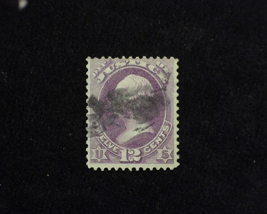 HS&C: US #O30 Stamp Used AVG