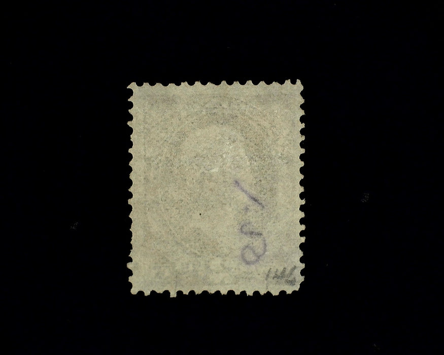 #146 MNG Choice no gum stamp with rich color. VF