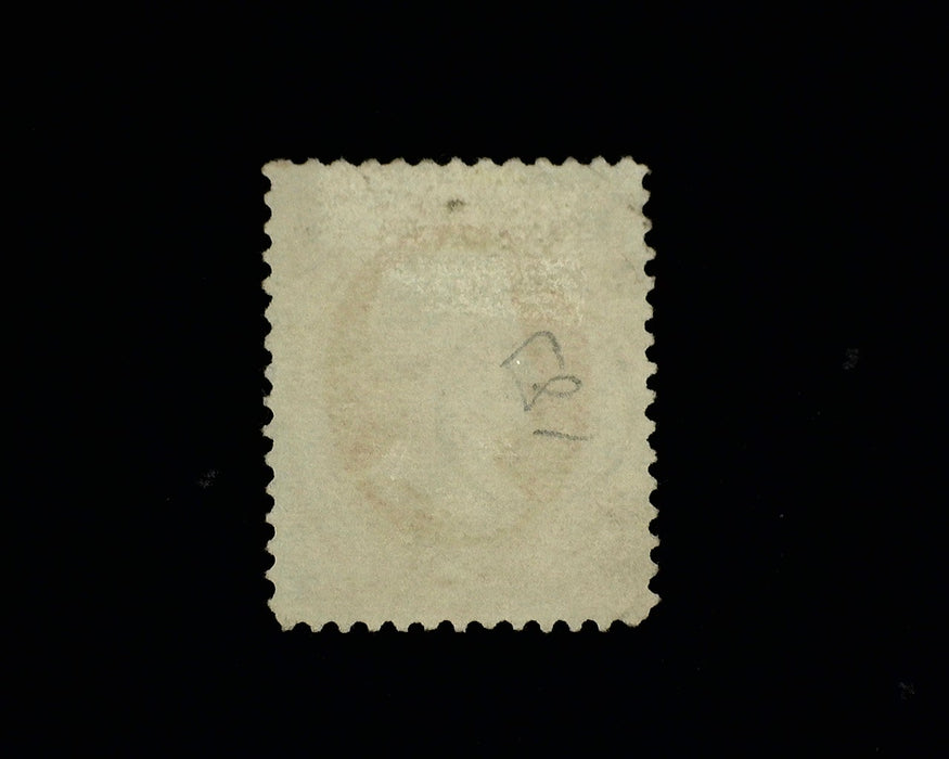 #183 Used Choice used stamp. Vf/Xf