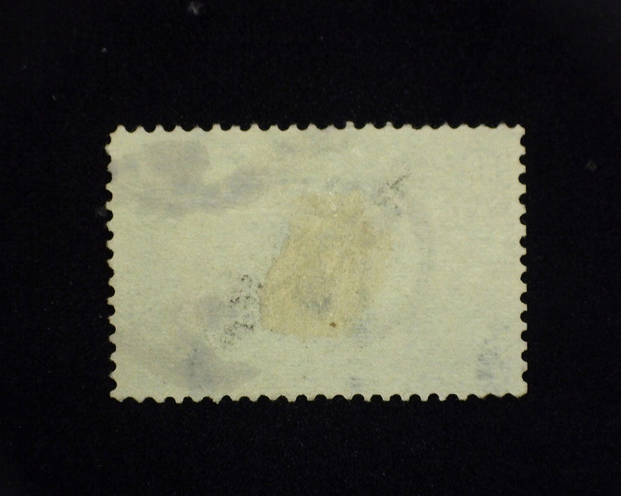 #291 Used Nicely centered. Used stamp with small faults. Vf/Xf