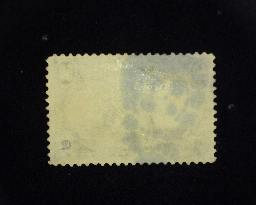 #291 Used 50 cent Trans Mississippi. Fresh used stamp. F/VF