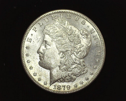 HS&C: 1879 S $1 Morgan Dollar BU - US Coin