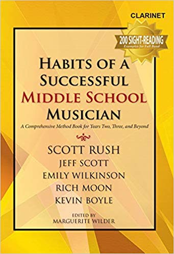 Habits of a Successful Middle School Musician - Clarinet