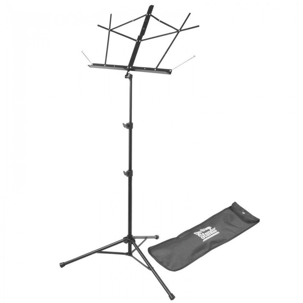 On-Stage SM7122BB Music Stand w/case