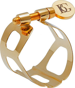 BG Alto Sax Ligature Tradition Gold Plated L11BG