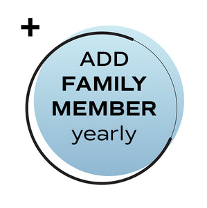 Add a Family Member: Get cell collection services for a $199 one-time fee for an additional family member, plus get their cell storage fees paid annually for $114.99 per year.