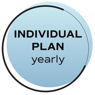 Individual Plan: Get cell collection services for a $299 one-time fee for an individual, plus get your cell storage fees paid annually for $184.99 per year.